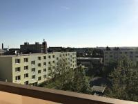 Výhled z balkónu (Prodej bytu 3+1 v osobním vlastnictví 75 m², Židlochovice)
