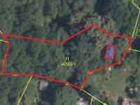 Prodej pozemku 1233 m², Ústí nad Labem