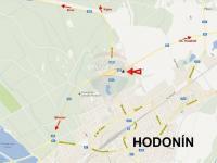 Prodej pozemku 2284 m², Hodonín