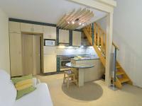 Obytná místnost (Prodej bytu 2+kk v osobním vlastnictví 50 m², Brno)