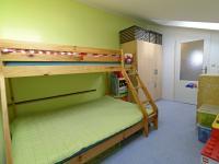 Dětský pokoj (Prodej bytu 2+kk v osobním vlastnictví 50 m², Brno)