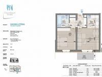 Prodej bytu 2+kk v osobním vlastnictví 57 m², Uherské Hradiště
