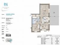Prodej bytu 3+kk v osobním vlastnictví 126 m², Uherské Hradiště