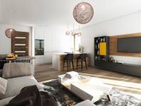 Prodej bytu 1+kk v osobním vlastnictví, 36 m2, Uherské Hradiště