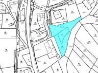 Prodej pozemku 1447 m², Podkopná Lhota