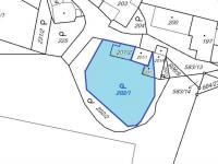 Prodej pozemku 650 m², Zlín