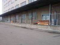 zadní pohled (Pronájem výrobních prostor 906 m², Zlín)