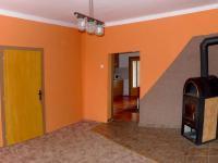 Obývací pokoj (Prodej domu v osobním vlastnictví 180 m², Slavkov)