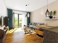 Prodej bytu 2+kk v osobním vlastnictví 48 m², Zlín