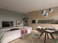 Prodej bytu 1+kk v osobním vlastnictví 28 m², Zlín