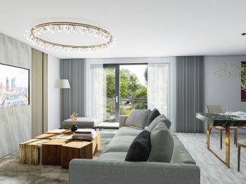 Prodej bytu 3+kk v osobním vlastnictví 92 m², Brno