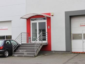 Pronájem kancelářských prostor 48 m², Zlín