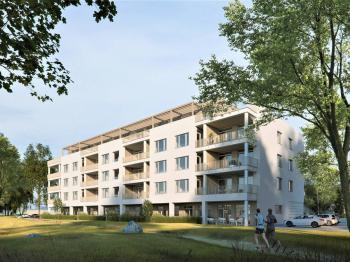 Prodej bytu 1+kk v osobním vlastnictví, 46 m2, Kroměříž