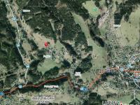Prodej pozemku 4884 m², Lučany nad Nisou