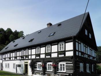 Prodej penzionu 685 m², Kryštofovo Údolí