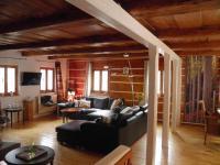 Společenská místnost (Prodej domu v osobním vlastnictví 685 m², Kryštofovo Údolí)