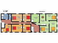 2. NP (Prodej domu v osobním vlastnictví 685 m², Kryštofovo Údolí)