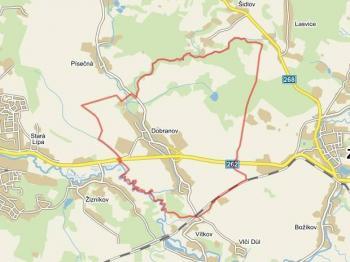 lokalita - Prodej pozemku 26007 m², Česká Lípa