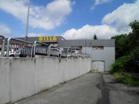 Vjezd  (Pronájem skladovacích prostor 846 m², Liberec)