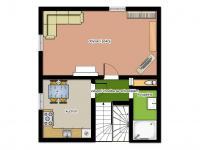 1.N.P (Prodej domu v osobním vlastnictví 250 m², Zákupy)