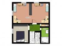 2 N.P. (Prodej domu v osobním vlastnictví 250 m², Zákupy)