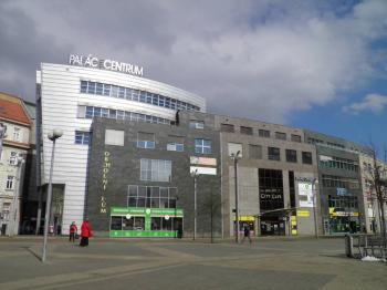 Palác Centrum - Pronájem kancelářských prostor 42 m², Liberec