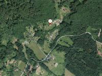 poloha v obci (Prodej chaty / chalupy 290 m², Slunečná)