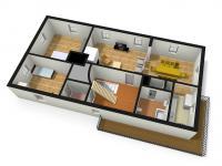 patro (Prodej chaty / chalupy 290 m², Slunečná)