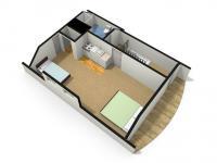 podkroví (Prodej chaty / chalupy 290 m², Slunečná)