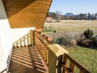 výhled z lodžie (Prodej domu v osobním vlastnictví 218 m², Doksy)
