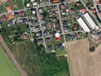 vyznačení na mapě (Prodej domu v osobním vlastnictví 218 m², Doksy)