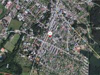poloha ve městě (Pronájem komerčního objektu 93 m², Nový Bor)