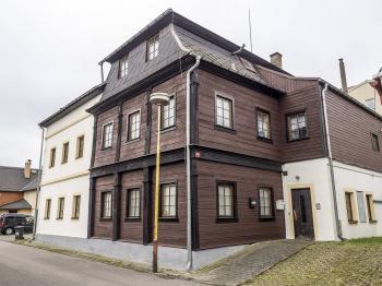 Pronájem komerčního objektu 93 m², Nový Bor