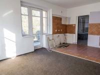 obývací pokoj s kuchyňským koutem v patře (Prodej domu v osobním vlastnictví 250 m², Hamr na Jezeře)