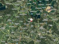poloha obce v krajině - Prodej domu v osobním vlastnictví 250 m², Mařenice