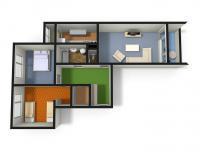 Prodej bytu 3+1 v osobním vlastnictví 77 m², Česká Lípa