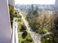 výhled z lodžie (Prodej bytu 3+1 v osobním vlastnictví 77 m², Česká Lípa)