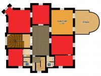 poloha kanceláře č.203 (Pronájem komerčního objektu 38 m², Česká Lípa)