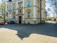 pohled na Villu Hrdlička - Pronájem komerčního objektu 23 m², Česká Lípa