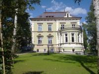 pohled na Villu Hrdlička - Pronájem komerčního objektu 200 m², Česká Lípa
