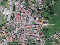 poloha domu v obci (Prodej domu v osobním vlastnictví 160 m², Kravaře)