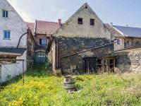 pohled na dům ze zahrady (Prodej domu v osobním vlastnictví 160 m², Kravaře)