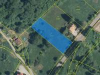 rozsah pozemku (Prodej pozemku 1454 m², Slunečná)