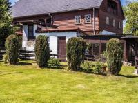 dřevník (Prodej domu v osobním vlastnictví 220 m², Mařenice)