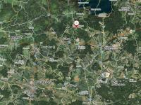 poloha obce v krajině (Prodej domu v osobním vlastnictví 220 m², Mařenice)