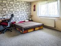ložnice v přízemí (Prodej domu v osobním vlastnictví 220 m², Mařenice)