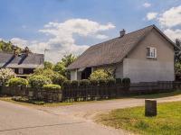 pohled na dům ze silnice (Prodej domu v osobním vlastnictví 220 m², Mařenice)