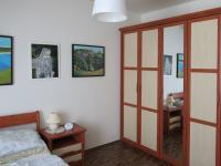 Ložnice (Prodej domu v osobním vlastnictví 110 m², Veltrusy)
