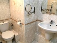 Koupelna a WC (Pronájem bytu 3+1 v družstevním vlastnictví 62 m², Česká Lípa)