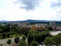 Výhled z okna (Pronájem bytu 3+1 v družstevním vlastnictví 62 m², Česká Lípa)